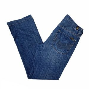7 for all Mankind Standard Button Fly Jeans